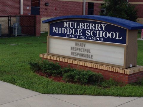 Mulberry Middle School | Mulberry, Florida